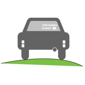 Sticker pour voiture