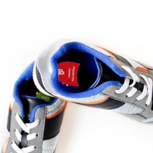 Etiquette couleur Chaussure